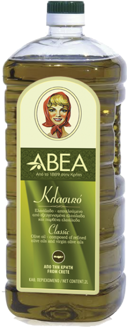 ABEA Olive Oil Classic 2lt Pet Bottle