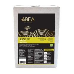 ABEA Organic Extra Virgin Olive Oil-5lt Bag in Box