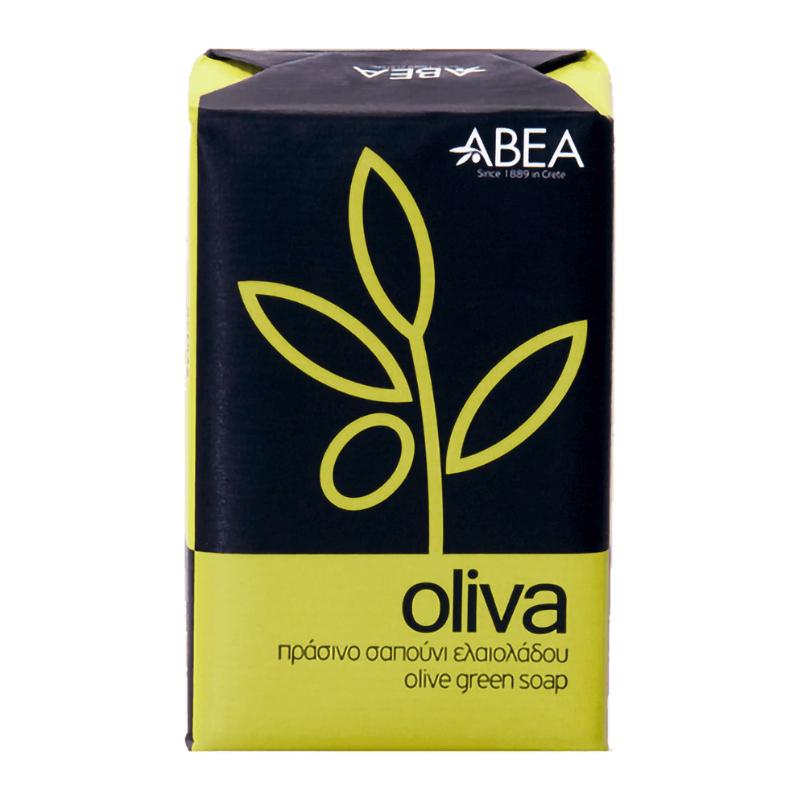 OLIVA Green Olive Oil Soap-125gr
