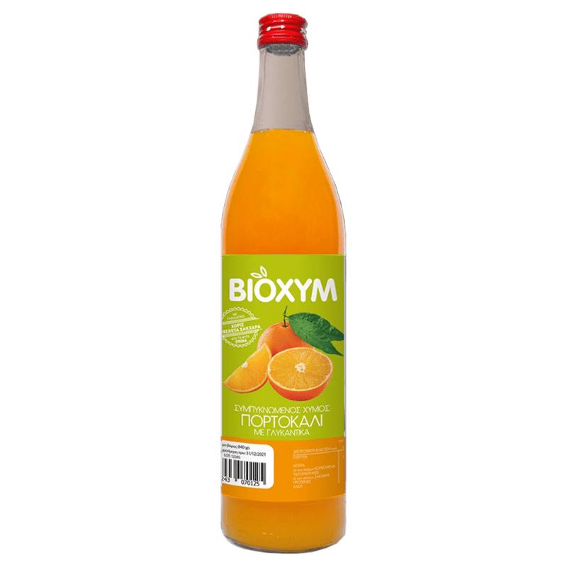 Orange Juice Concentrate - No Added Sugar BIOXYM