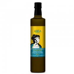 ABEA Extra virgin olive oil regular 250ml glass