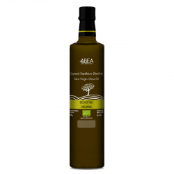 ABEA Εξαιρετικό Παρθένο Ελαιόλαδο Βιολογικής Καλλιέργειας - Γυαλί Dorica 0,5 LT