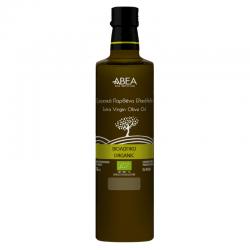 ABEA Εξαιρετικό Παρθένο Ελαιόλαδο Βιολογικής Καλλιέργειας - Γυαλί Dorica 0,75 LT