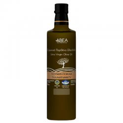 ABEA Tsounati Monovarietal Extra Virgin Olive Oil-750ml Dorica Glass Bottle