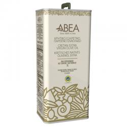 ABEA Extra Virgin Olive Oil PGI Chania-5L tin can