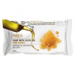 ABEA White Soap Olive Oil - Honey 125gr