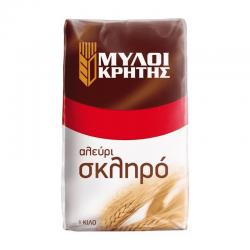 Hard Flour 1kg MILLS OF CRETE