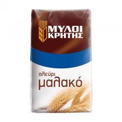 Soft Flour 1kg MILLS OF CRETE