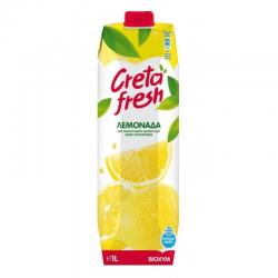 Creta Fresh Lemonade Fresh Juice - 1lt