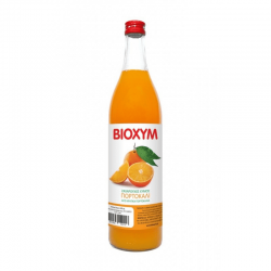 BIOXYM Ζαχαρούχος Χυμός Πορτοκάλι 840γρ