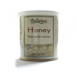 Thyme Honey - 250gr Metal Container