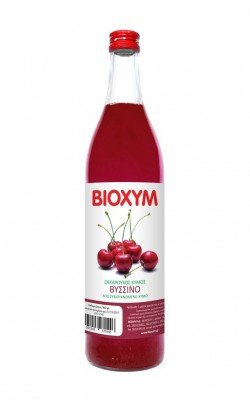 BIOXYM Sour Cherry Juice Concentrate 1lt
